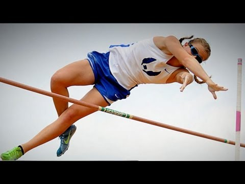 America Strong: Blind Pole Vaulter Soars Past The Odds
