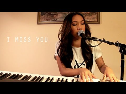 I Miss You - Frank Ocean/Beyonce | Olivia Escuyos Cover