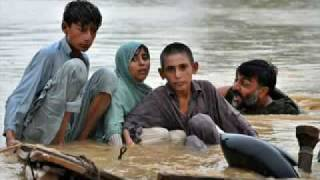 The worst flood in Pakistan(2010) history affects 20 million and kills more than 1500