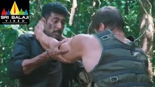 Ranadheera Movie Climax Fight Scene   Jayam Ravi, Saranya Nag   Sri Balaji Video