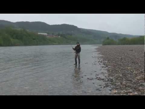Gaula 2010 - Norwegian Flyfishers Club - Season Start