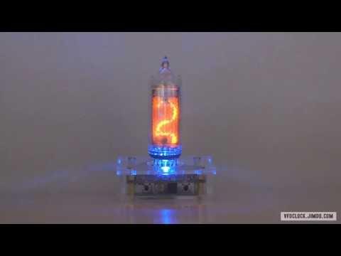 IN-14 single digit NIXIE clock