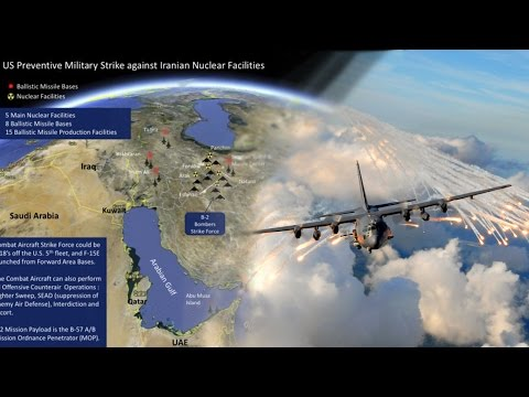 If U.s. Bombed Iran What Would Actually Happen? video