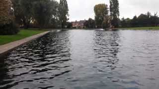 Extreme schink boote at east park