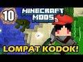 Minecraft Mods Indonesia - Lompatan Super Tinggi! (10)