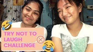 TRY NOT TO LAUGH CHALLENGE (LAUGHTRIP)