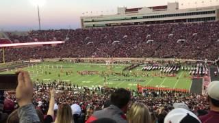 Texas Tech: Best College Football Entrance!!!