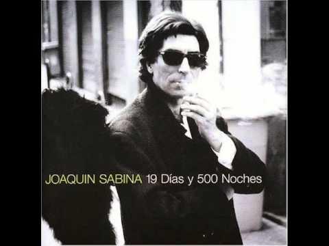 Joaquin Sabina - Ahora Que