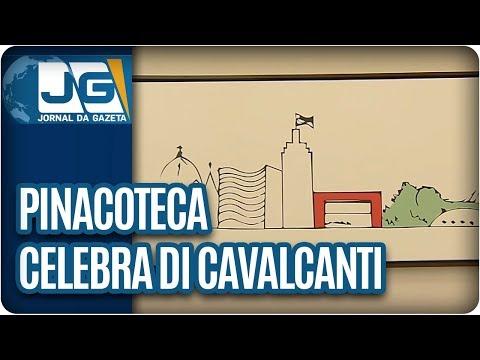 Pinacoteca celebra Di Cavalcanti