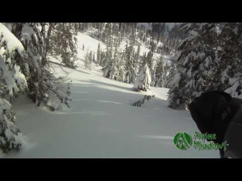 Alpine Meadows March 17 Epic Powder Day