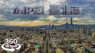 Taipei 臺北 VR Interactive & Immersive Travel Tour - VeeR Experience trailer
