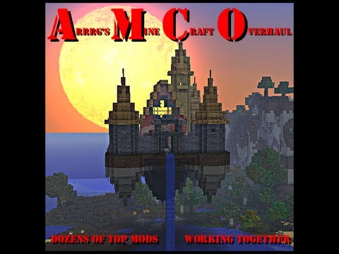Minecraft how to install AMCO mod pack 1.5.2