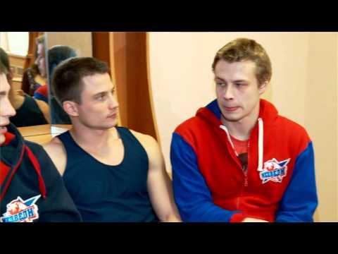 Звёзды сериала Молодёжка - Утро с вами 03.03.2015
