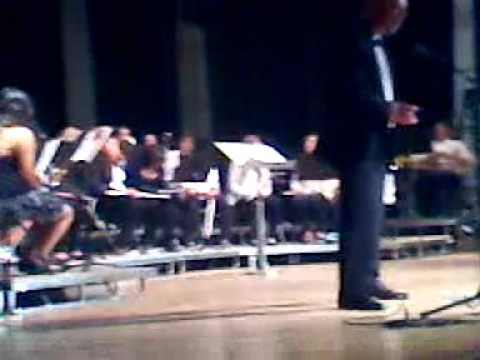 Marston middle school band