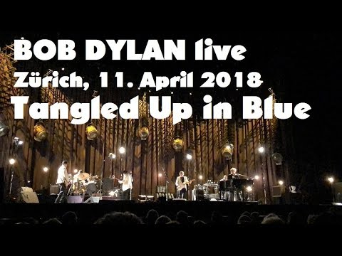BOB DYLAN-TANGLED UP IN BLUE(COVER) - music playlist