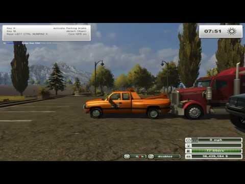 Farming Simulator 2013 Mod Spotlight :: Tow Truck