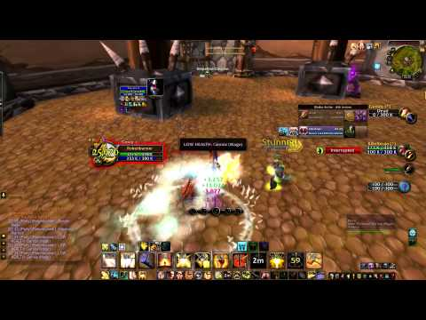 WoW Mists of Pandaria 5.3 PvP Arena 2v2 Double Paladin Retribution/Holy