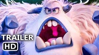 SMALLFOOT Trailer # 3 (NEW 2018) Channing Tatum, Animation Movie HD