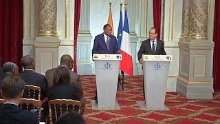 Niger, Renforcement de la coopération militaire avec la France