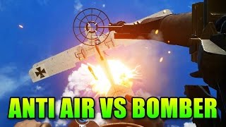 Ground vs Air! Epic Adventure | Battlefield 1 Gameplay