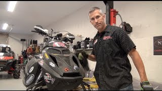 Skidoo Rev Top 10 mods for little to no cost!  PowerModz!