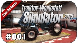 FARM MECHANIC SIMULATOR 2015 001  Ein Kindheitstra