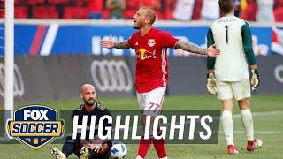 New York Red Bulls vs. LAFC | 2018 MLS Highlights