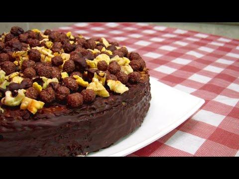 Быстрый, простой торт за 10 минут