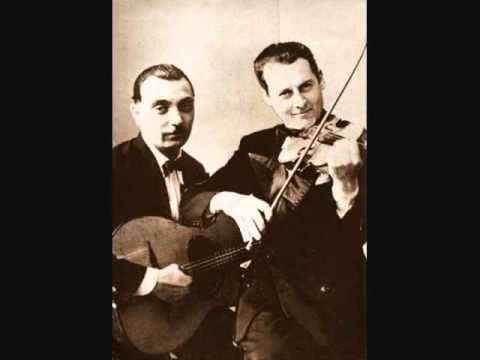Si Tu Savais [14 November 1947] by Django Reinhardt tab