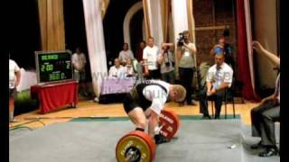 "Andrew Belyaev  ""Battle of Champions"" 380@ 92 RAW Deadlift"