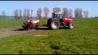 Massey kukorica vetés.mp4