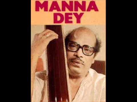 Manna Dey - Ami Je Jalsha Ghare