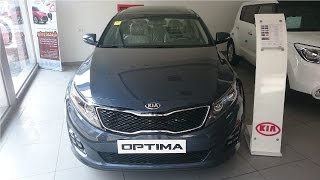 2015 KIA Optima In Depth Review Startup Engine Exterior And Interior