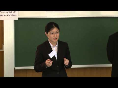HSBC Asia Pacific Business Case Competition 2014   Round 2 B1   Macao Polytechnic Institute