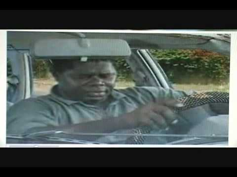 Ghana Drama: Taxi Driver ep 1 clip 1
