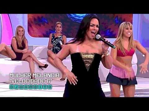 Mulher Melancia - Velocidade 6 (HD,16:9)