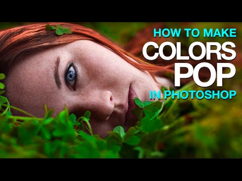 PHAN WEEK: How to Make Colors POP in Photoshop