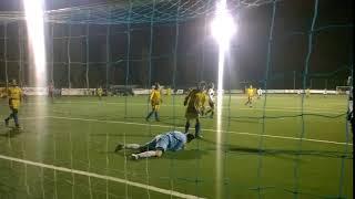 Coppa Emilia Femminile, 3^ Giornata: Casalgrandese-Parma, 39' st tiro di Galvani parato