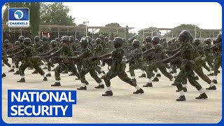 National Security Nigeria Army Recruits About 5,000 Soldiers