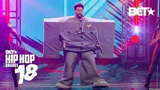 DeRay Davis Is Your Host, And You Love It | Hip Hop Awards 2018