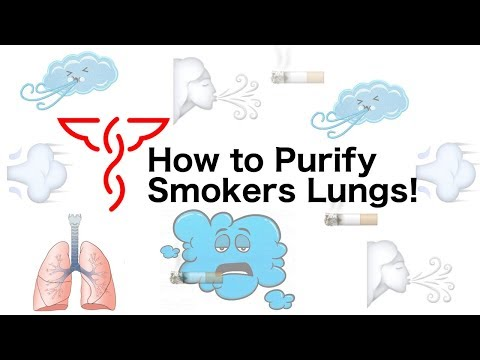 How to Purify Smokers Lungs - Episode 3