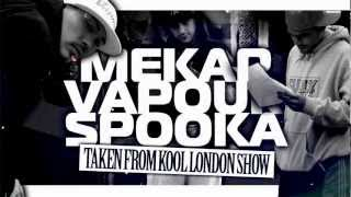 DNB SHOW - Mekar, Vapour, Spooka - Kool London