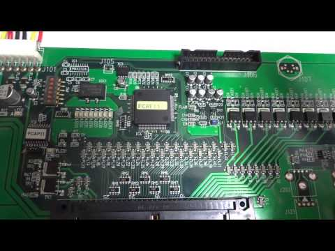 How To Wire A Namco FCA PCB 8662969102