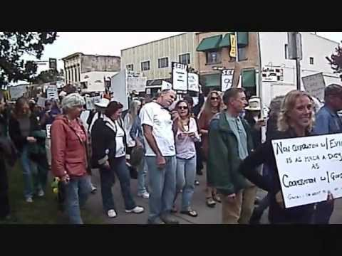 Occupy Ukiah, CA: Original Song