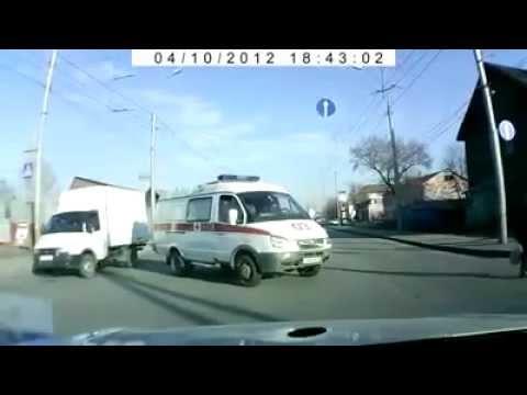 Accidentes - Cruzando una calle sin mirar