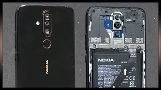 Nokia X71 Teardown Disassembly Repair Guide