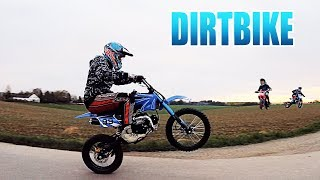 DIE COOLSTEN MOTOCROSS BIKES FÜR KINDER? Dirtbike Motorräder Unboxing - Test Review [Deutsch/German]