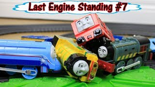 DEMOLITION DERBY THOMAS AND FRIENDS LAST ENGINE STANDING #7 |Thomas TrackMaster Kids