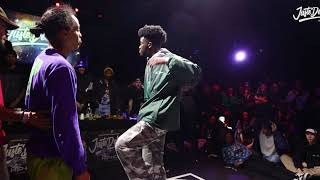 Hiphop Final | Juste Debout Rotterdam | Paradox & Dimension vs Jeems & Lil Blade