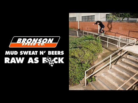 MUD SWEAT N' BEERS: RAW AF! Kimbel, Wallin and Wilson's Cross Country Excursion | Bronson Speed Co